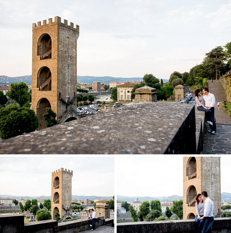 Engagement Session In Firenze Tuscany 10