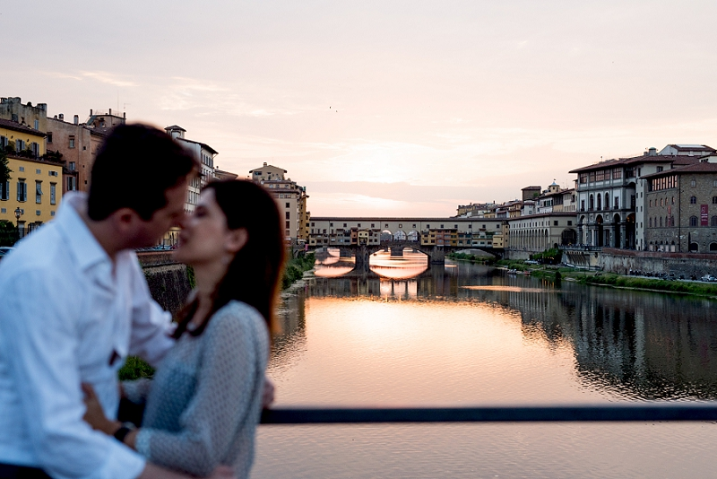 Engagement Session In Firenze Tuscany 12